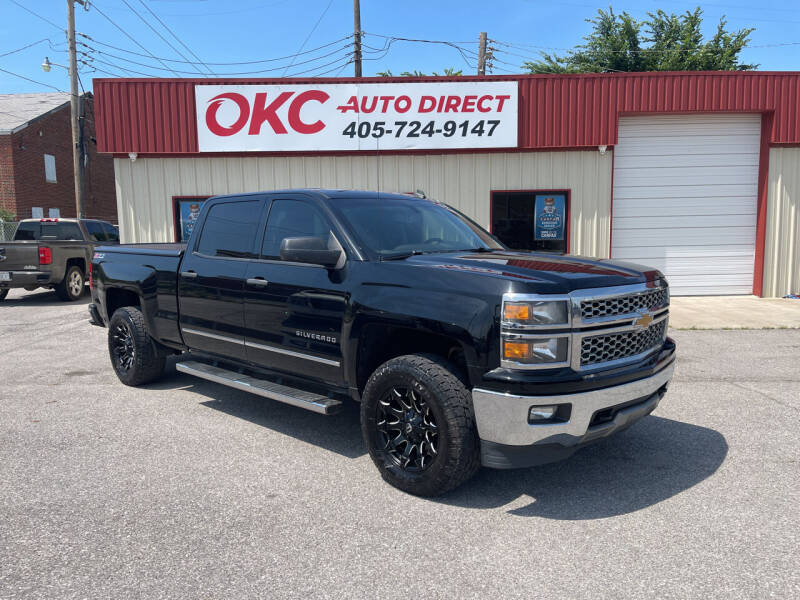 2014 Chevrolet Silverado 1500 for sale at OKC Auto Direct in Oklahoma City OK