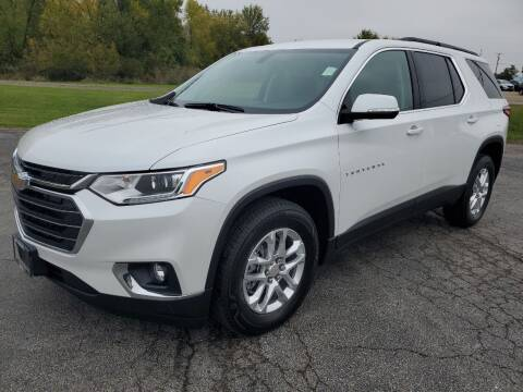 2020 Chevrolet Traverse for sale at Art Hossler Auto Plaza Inc - New GM in Canton IL