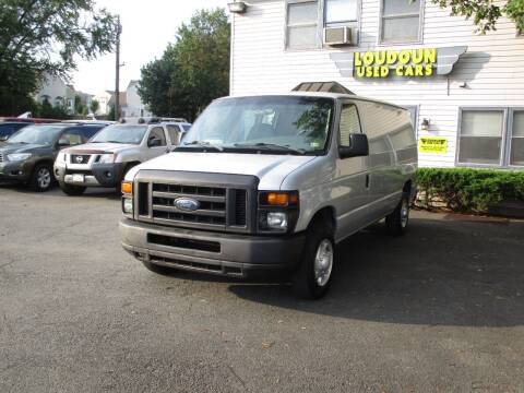 2008 Ford E-Series Cargo for sale at Loudoun Used Cars in Leesburg VA