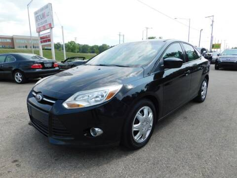 2012 Ford Focus for sale at AutoLink LLC in Dayton OH
