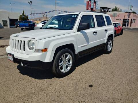2013 Jeep Patriot for sale at Faggart Automotive Center in Porterville CA
