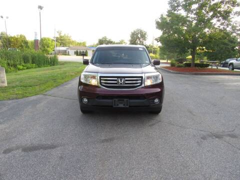 2015 Honda Pilot for sale at Heritage Truck and Auto Inc. in Londonderry NH