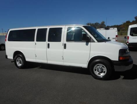 2016 Chevrolet Express Passenger for sale at Benton Truck Sales - Passenger Vans in Benton AR