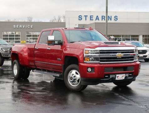 2019 Chevrolet Silverado 3500HD for sale at Stearns Ford in Burlington NC