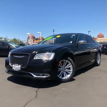 2016 Chrysler 300 for sale at LUGO AUTO GROUP in Sacramento CA