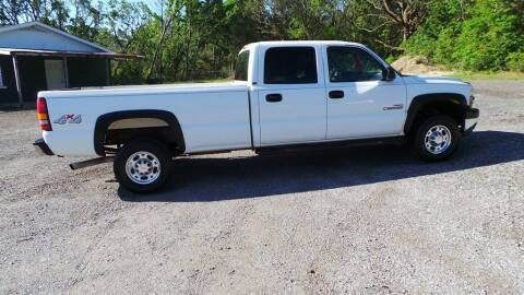 2002 Chevrolet Silverado 2500HD for sale at action auto wholesale llc in Lillian AL