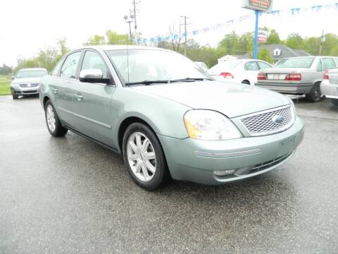 2006 Ford Five Hundred for sale at Auto House Of Fort Wayne in Fort Wayne IN