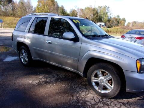 2009 Chevrolet TrailBlazer for sale at Kajen Enterprises in Edinboro PA