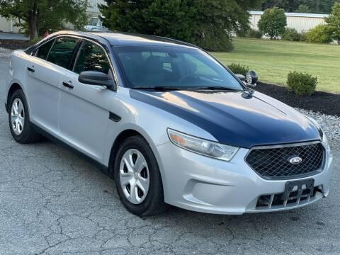 2014 Ford Taurus for sale at ECONO AUTO INC in Spotsylvania VA