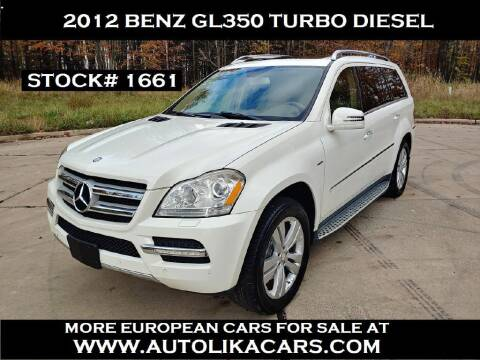 2012 Mercedes-Benz GL-Class for sale at Autolika Cars LLC in North Royalton OH