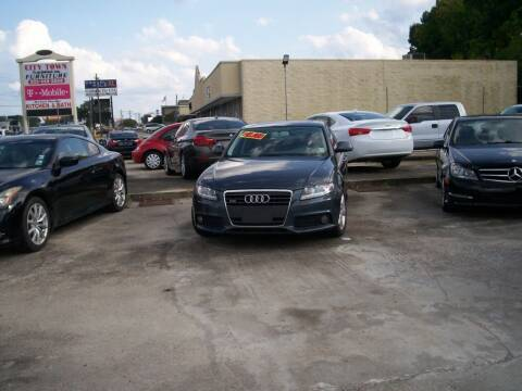 2009 Audi A4 for sale at Louisiana Imports in Baton Rouge LA