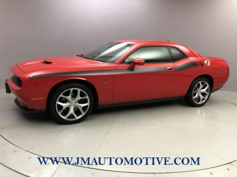 2015 Dodge Challenger for sale at J & M Automotive in Naugatuck CT
