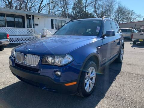 2009 BMW X3 for sale at Diana Rico LLC in Dalton GA