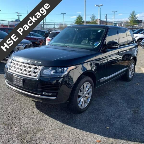 2014 Land Rover Range Rover for sale at Coast to Coast Imports in Fishers IN