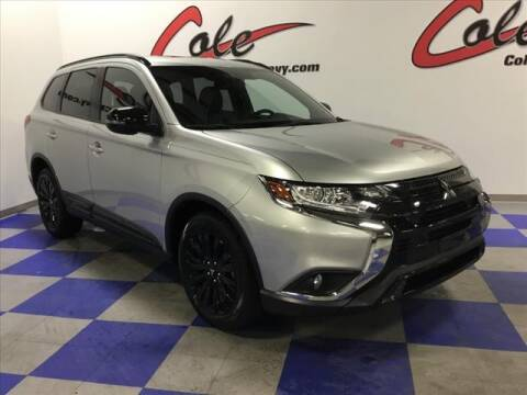 2020 Mitsubishi Outlander for sale at Cole Chevy Pre-Owned in Bluefield WV