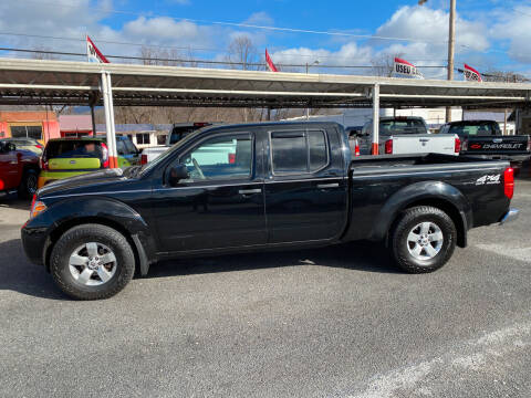 2013 Nissan Frontier for sale at Lewis Used Cars in Elizabethton TN