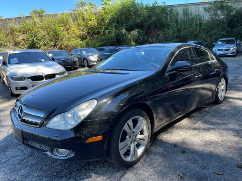 2007 Mercedes-Benz CLS for sale at Car Online in Roswell GA