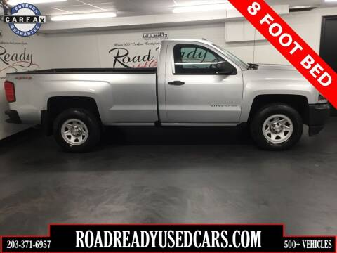 2016 Chevrolet Silverado 1500 for sale at Road Ready Used Cars in Ansonia CT