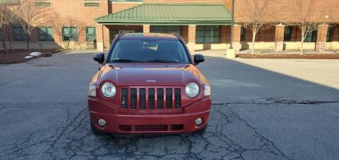 2010 Jeep Compass for sale at EBN Auto Sales in Lowell MA