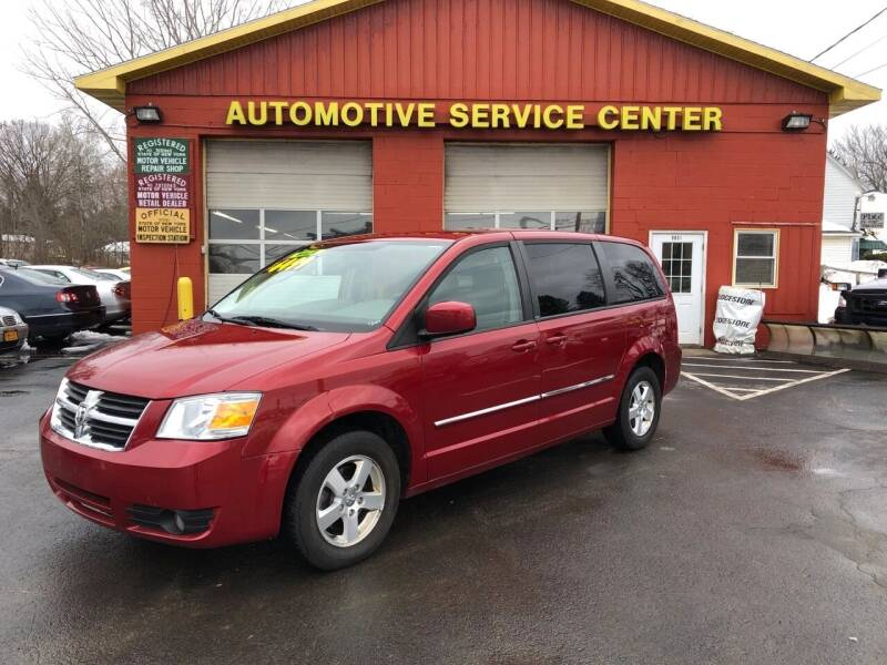 2008 Dodge Grand Caravan for sale at ASC Auto Sales in Marcy NY