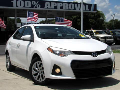 2016 Toyota Corolla for sale at Orlando Auto Connect in Orlando FL
