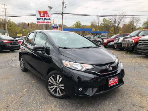 2015 Honda Fit for sale at KB Auto Mall LLC in Akron OH