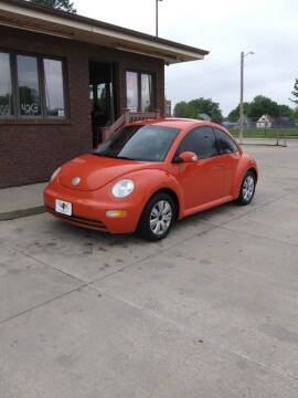 2003 Volkswagen New Beetle for sale at CARS4LESS AUTO SALES in Lincoln NE