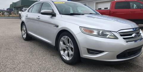 2010 Ford Taurus for sale at Perrys Certified Auto Exchange in Washington IN