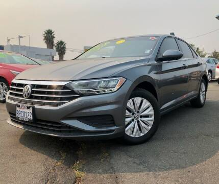 2019 Volkswagen Jetta for sale at LUGO AUTO GROUP in Sacramento CA