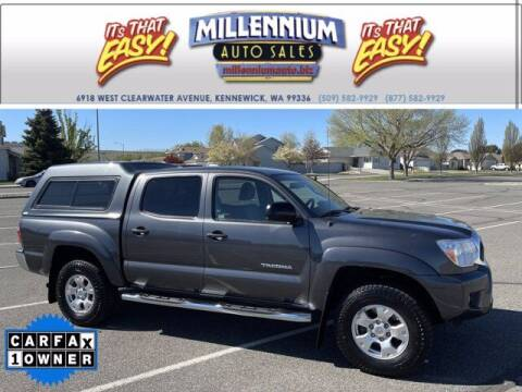 2014 Toyota Tacoma for sale at Millennium Auto Sales in Kennewick WA
