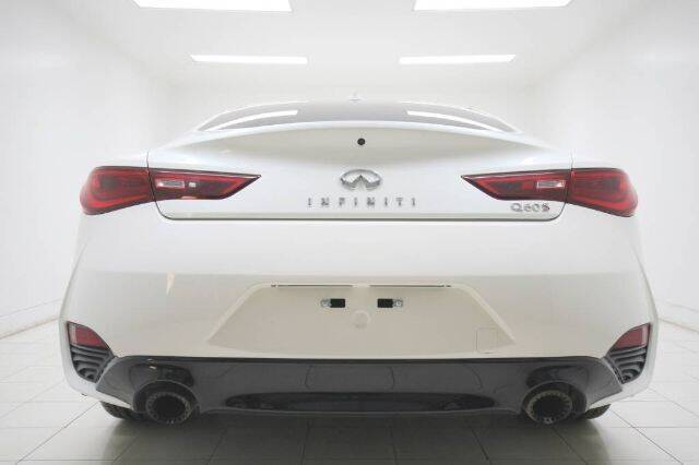 2017 Infiniti Q60 Red Sport 400 2dr Coupe - Avenel NJ
