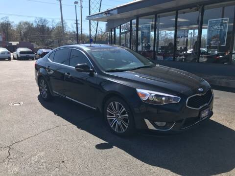 2014 Kia Cadenza for sale at Smart Buy Car Sales in St. Louis MO