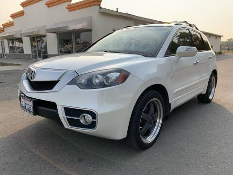 2010 Acura RDX for sale at 707 Motors in Fairfield CA