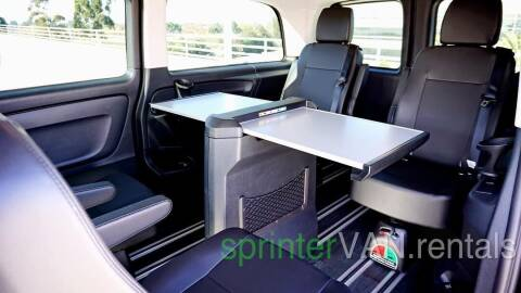 2017 Mercedes-Benz Metris for sale at Luxe RV Center in Los Angeles CA