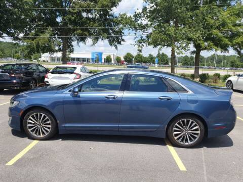 2019 Lincoln MKZ for sale at Econo Auto Sales Inc in Raleigh NC
