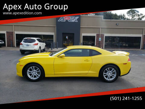 2014 Chevrolet Camaro for sale at Apex Auto Group in Cabot AR