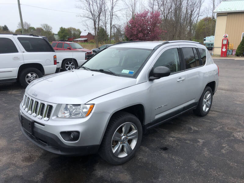 2011 Jeep Compass for sale in Ontario, NY