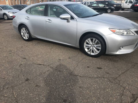 2013 Lexus ES 350 for sale at TOWER AUTO MART in Minneapolis MN