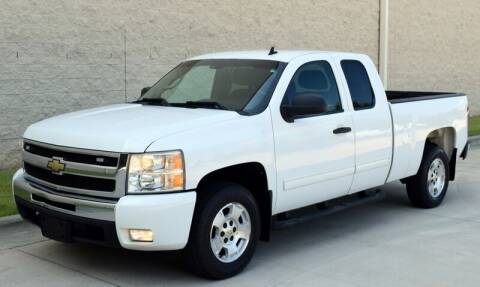 2011 Chevrolet Silverado 1500 for sale at Raleigh Auto Inc. in Raleigh NC