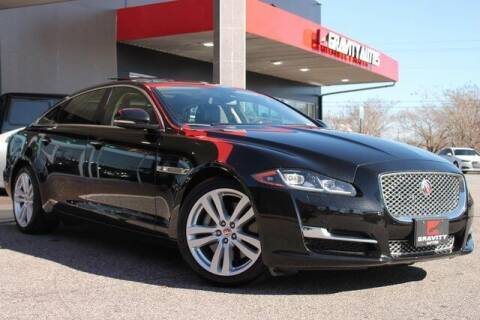 2016 Jaguar XJL for sale at Gravity Autos Roswell in Roswell GA