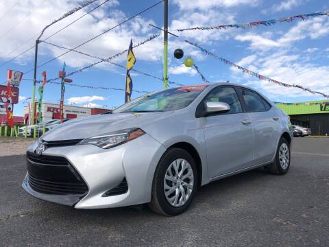 2018 Toyota Corolla for sale at 1st Quality Motors LLC in Gallup NM