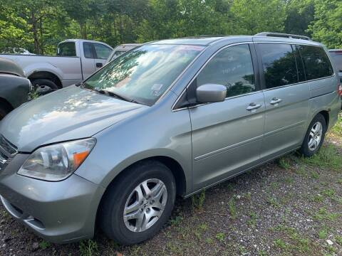 2005 Honda Odyssey for sale at Trocci's Auto Sales in West Pittsburg PA