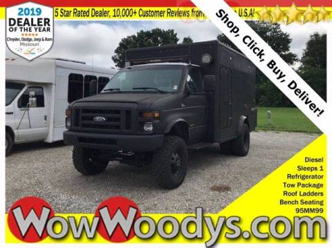 1995 Ford E-Series Chassis for sale at WOODY'S AUTOMOTIVE GROUP in Chillicothe MO