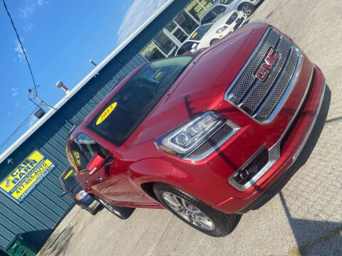2013 GMC Acadia for sale at Car Barn of Springfield in Springfield MO