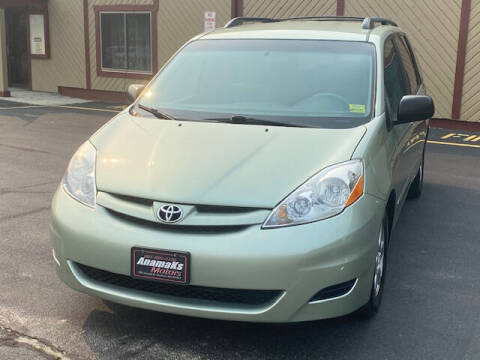 2010 Toyota Sienna for sale at Anamaks Motors LLC in Hudson NH
