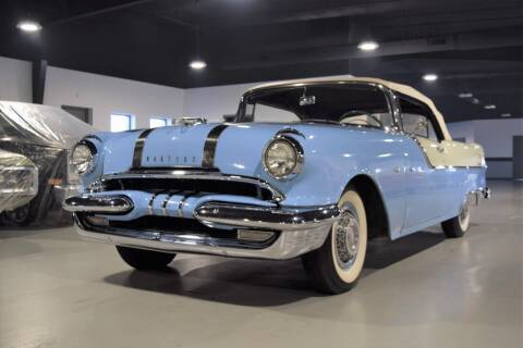 1955 Pontiac Star Chief for sale at Jensen's Dealerships in Sioux City IA