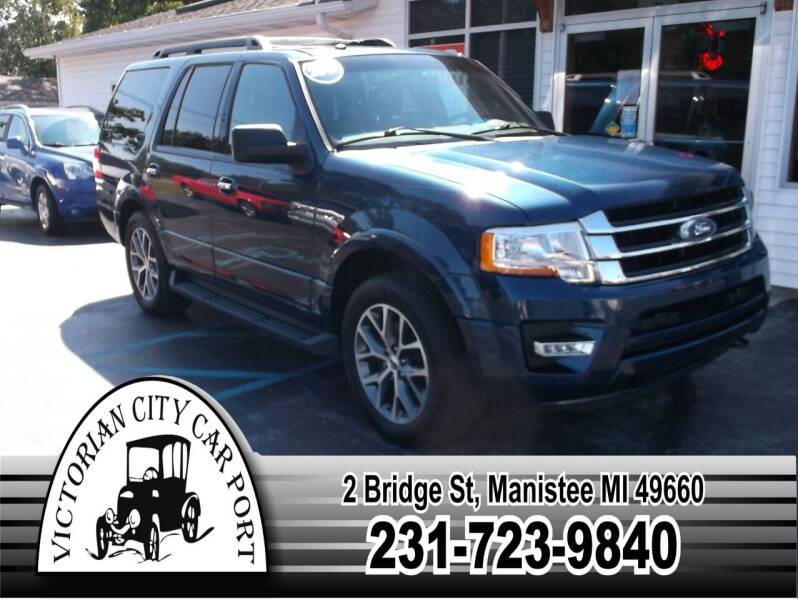 2017 Ford Expedition for sale at Victorian City Car Port INC in Manistee MI