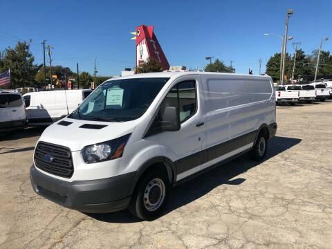 2017 Ford Transit Cargo for sale at Marietta Truck Sales in Marietta GA