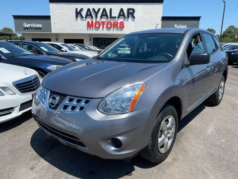 2013 Nissan Rogue for sale at KAYALAR MOTORS in Houston TX