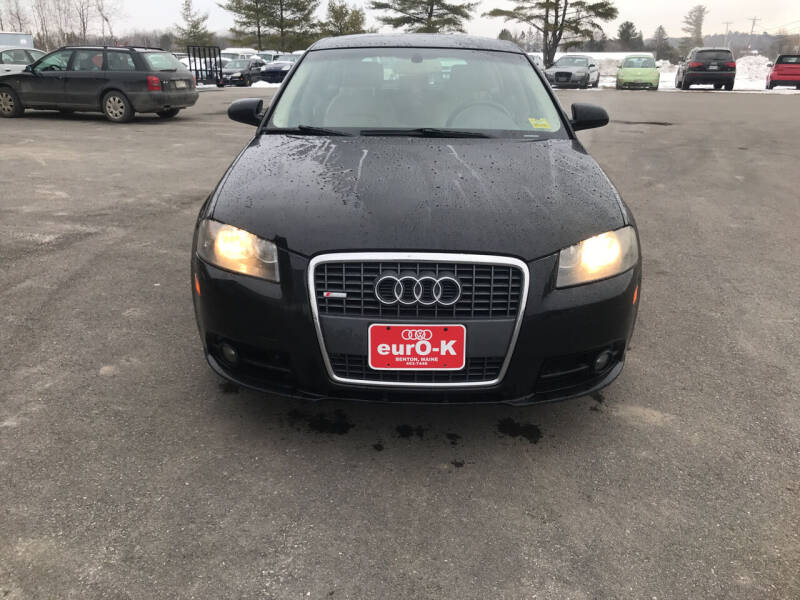 2006 Audi A3 for sale at eurO-K in Benton ME